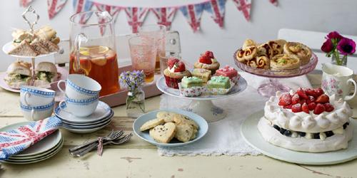 BBC Food Blog: How To Organise A Royal Wedding