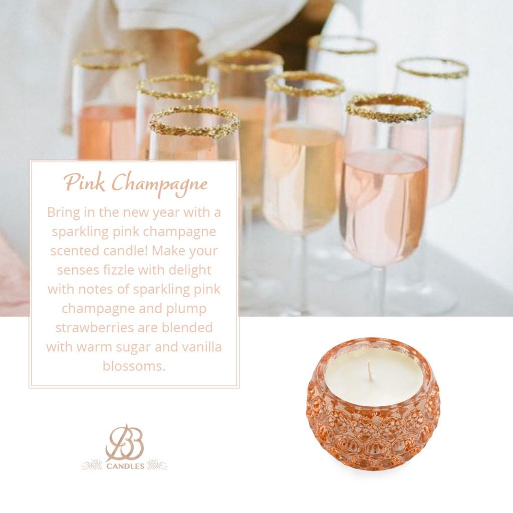 pink champagne fragrance description