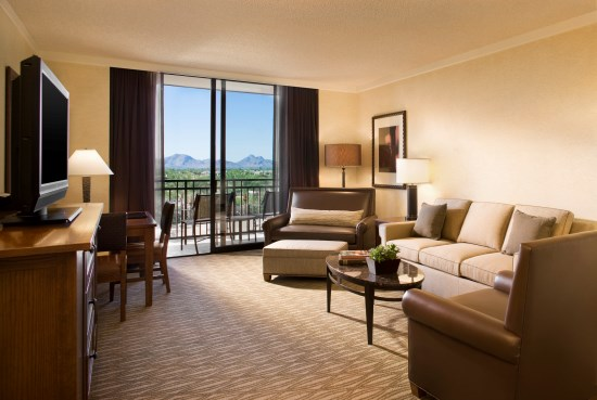Starwood Suites The Westin Kierland Resort  Spa