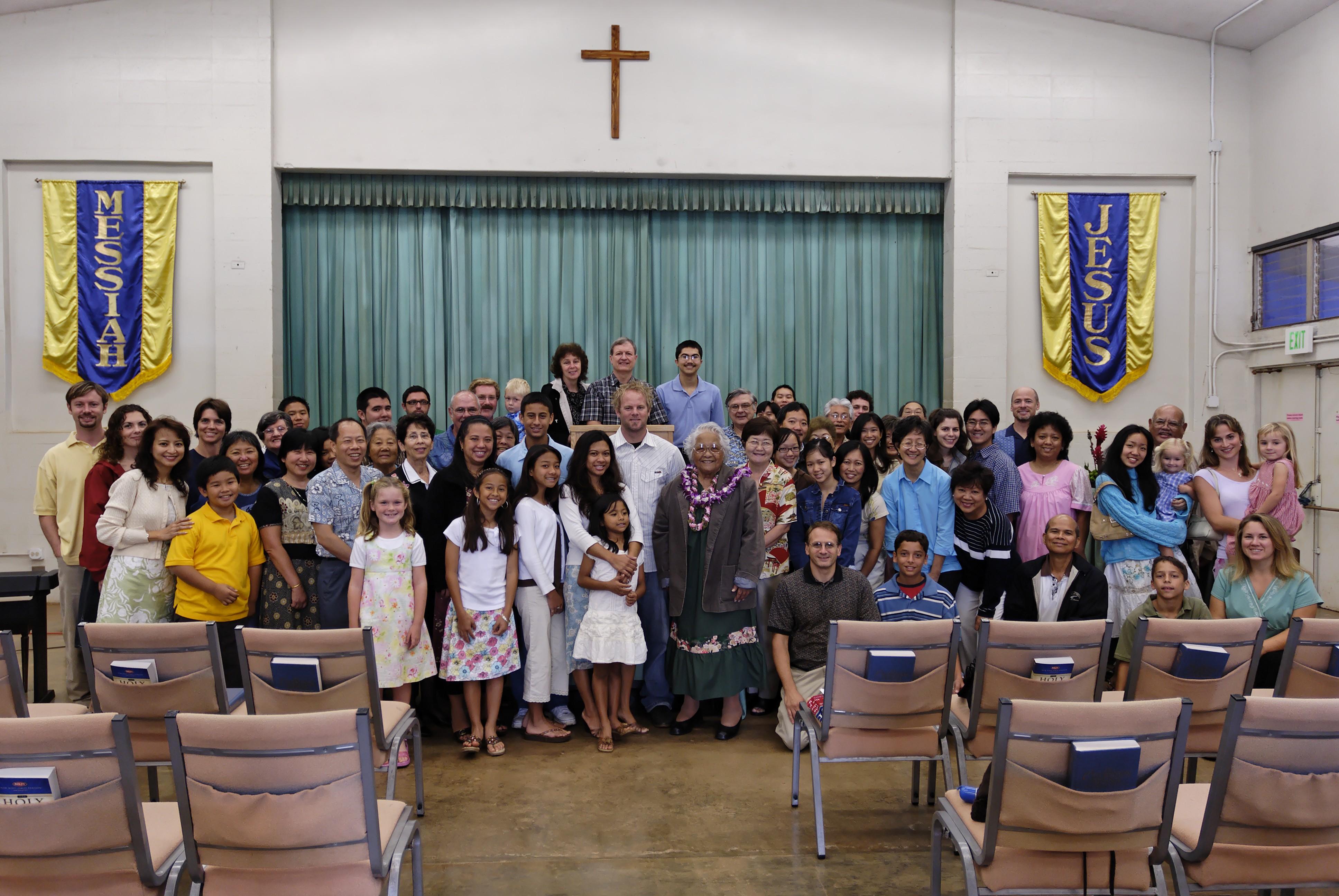 Bethel Bible Church Hawaii Congregation