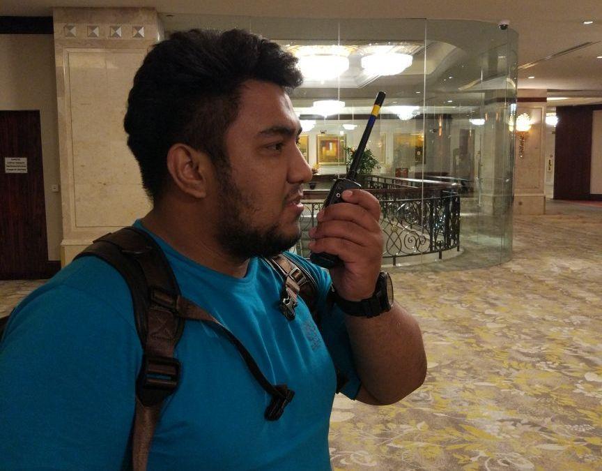 Sewa Clearcom di Shangri-La Hotel Jakarta Pusat