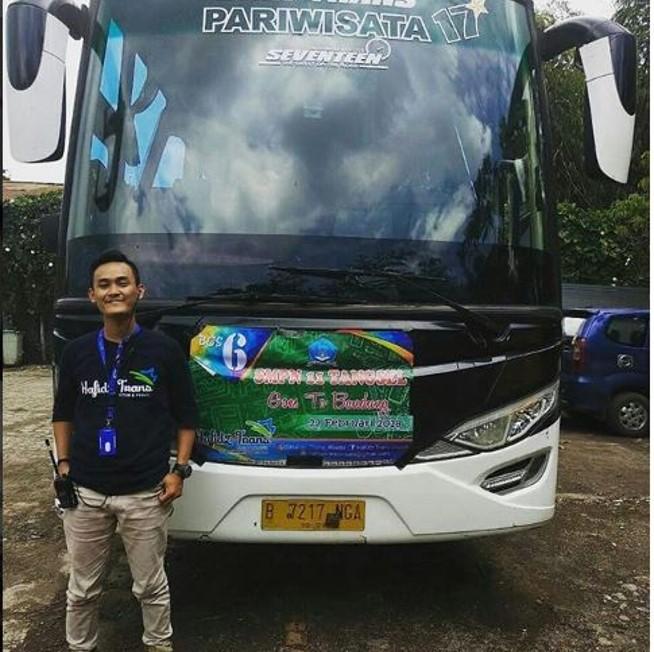 Sewa HT di SMPN 11 Tangerang Selatan
