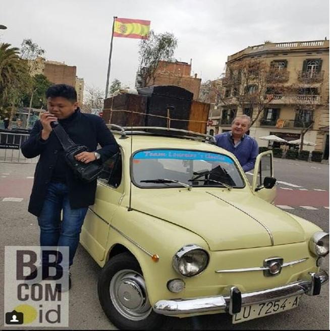 sewa ht di barcelona spanyol