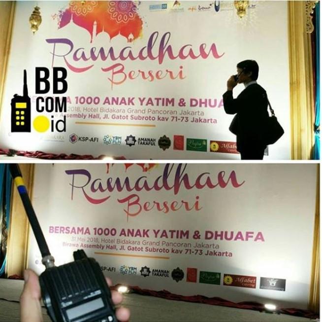 Sewa HT di Hotel Bidakara Jakarta Selatan