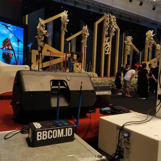 Sewa Clearcom di Sudirman Grand Ballroom Jakarta selatan