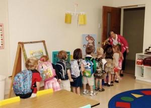 Rainy Day Dismissal - BBC Preschool