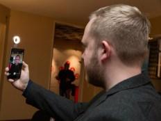 Lenovo selfie flash