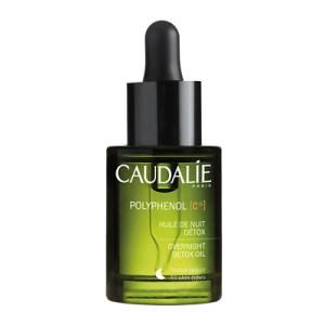caudalie polyphenol night oil