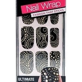 kiss nail wrap