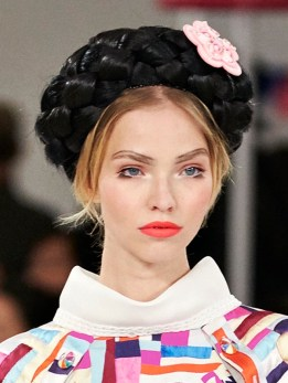 Chanel Cruise 2015/2016 Seoul Makeup Hair Beauty