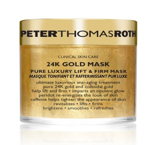 Peter Thomas Roth 24K Gold Mask Skincare Summer TIps
