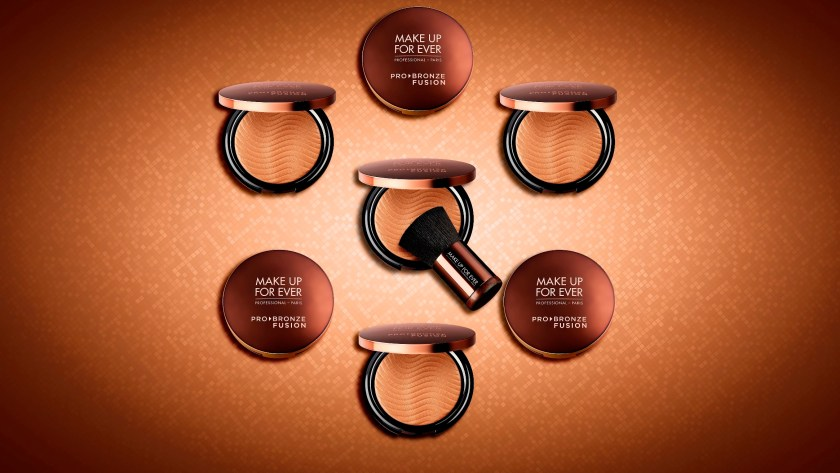 PRO Bronze Fusion makeup forever bronzers summer 2015