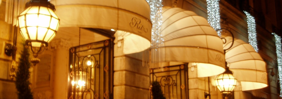ritz paris chanel spa