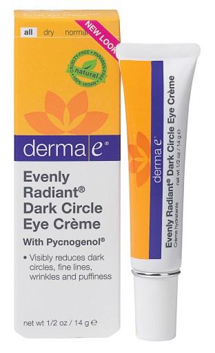 Derma E Evenly Radiant Dark Circle Eye Creme