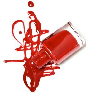 dark nail polish DIY removal beauty hack