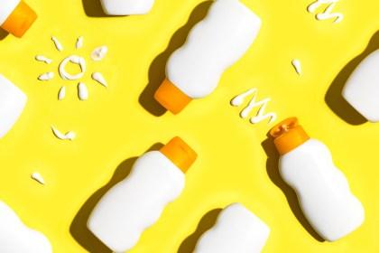 Sunscreen Sun Block Sun Protection