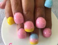 Nailed It: Manicure Trends Thatll Make Your Eyes Water ...