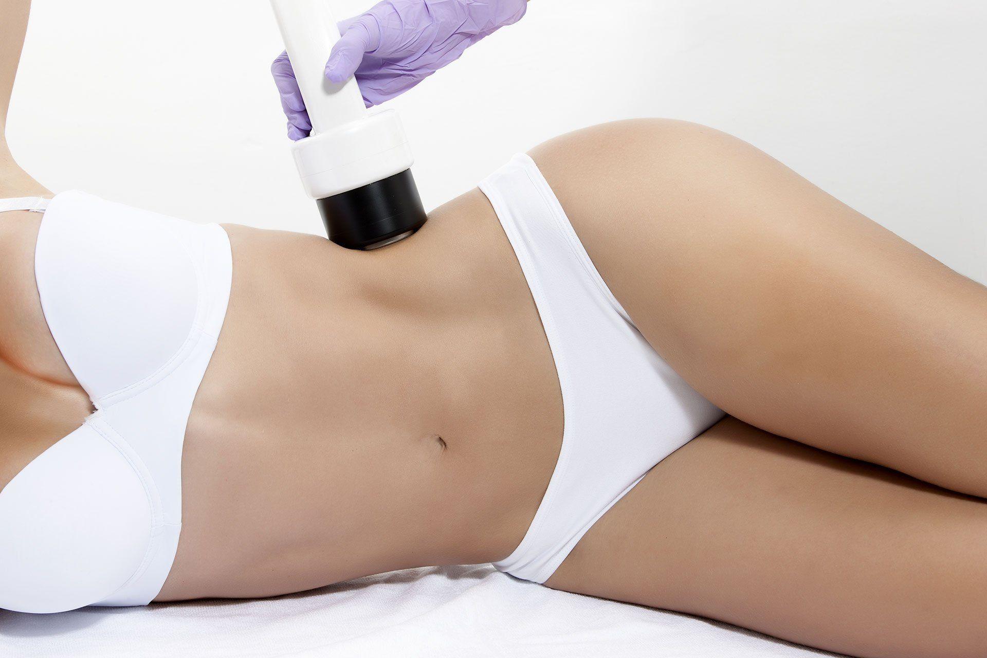 cavitación con presoterapia