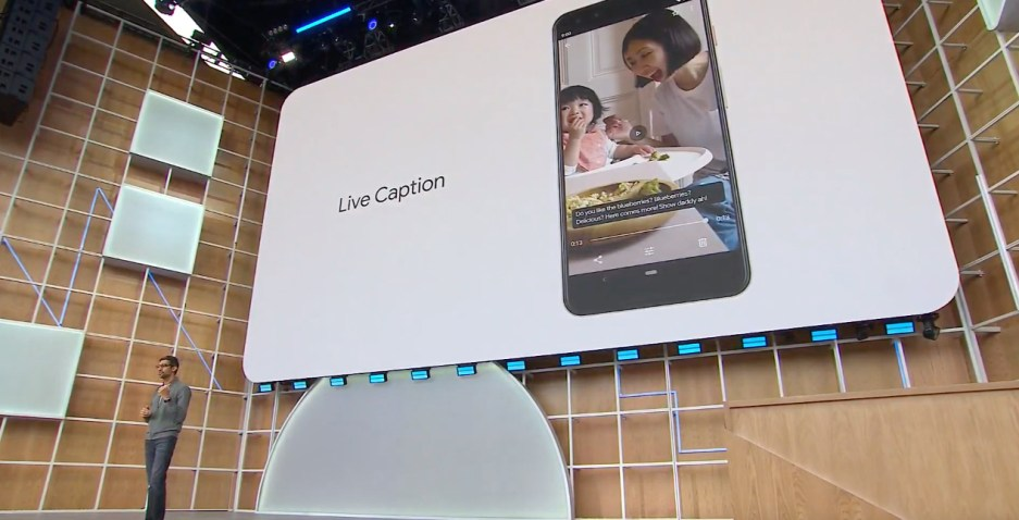 live captions in google chrome