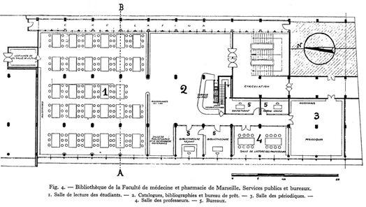 Les Bibliothques Universitaires DAix Et De Marseille