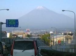 富士市内から見える富士山その3