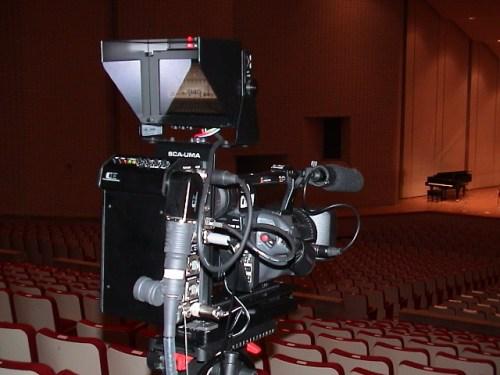 センターカメラ