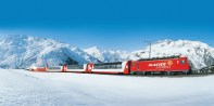 Swiss Travel System: Glacier Express