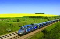undefinedTGV na Franca / Crédito Rail Europe