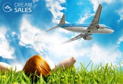 "Antiga Pack&Go, campanha da KLM passa a se chamar ""Dream Sales"""