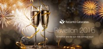 Reveillon 2016- Recanto Cataratas
