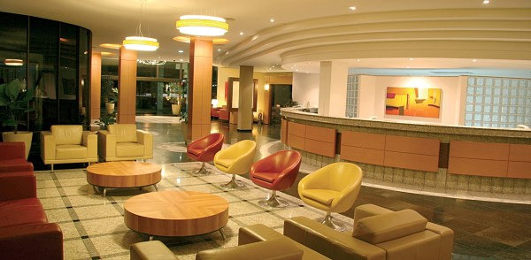Lobby - Hotel Continental Inn