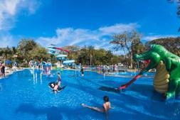 Parque Aquático - Hotel Internacional Gravatal