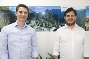 Ricardo e Willian Cavalcante, da Machu Picchu Brasil