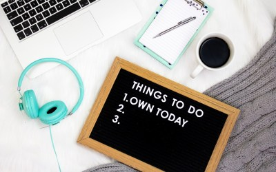 Seven Tips on Working from Home