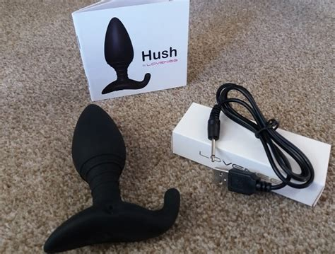 Hush with manual and usb charger
