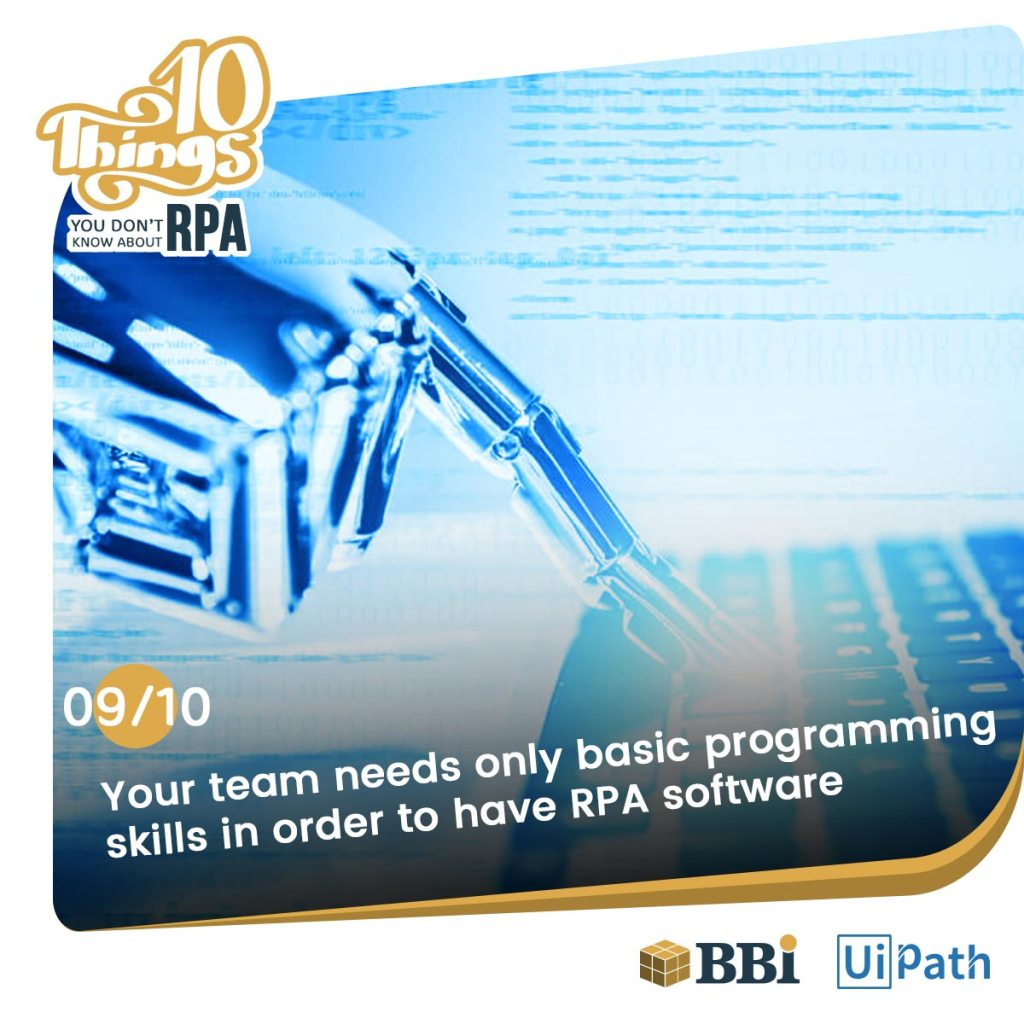 10 things you need to know about RPA Technology - Data