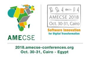 Africa and Middle East Conference on Software Engineering