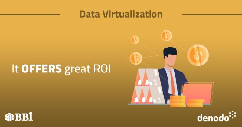 Data Virtualization ROI