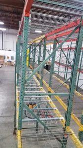 Pallet racking, warehouse storage, warehouse pallet racking