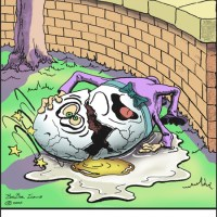 Humpty-Dumpty meets science ...