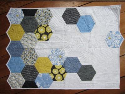 #19 Hexagon Quilt