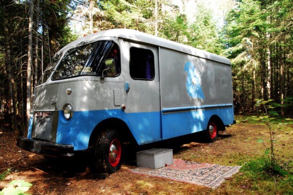Camion romanichel