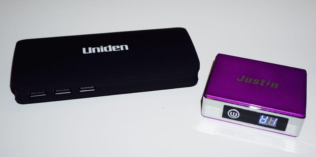 Batterie portable
