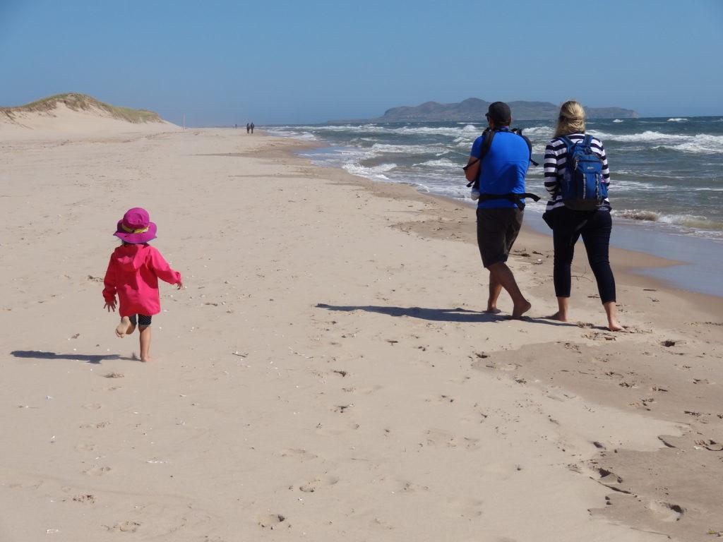 photo image à la une, fille, couple, plage