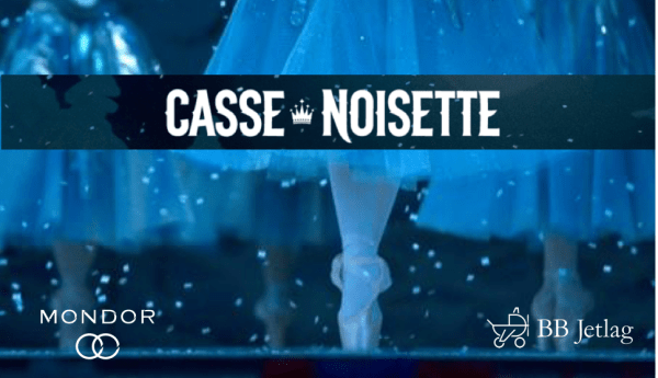 © Casse-Noisette, Les Grands Ballets Canadiens