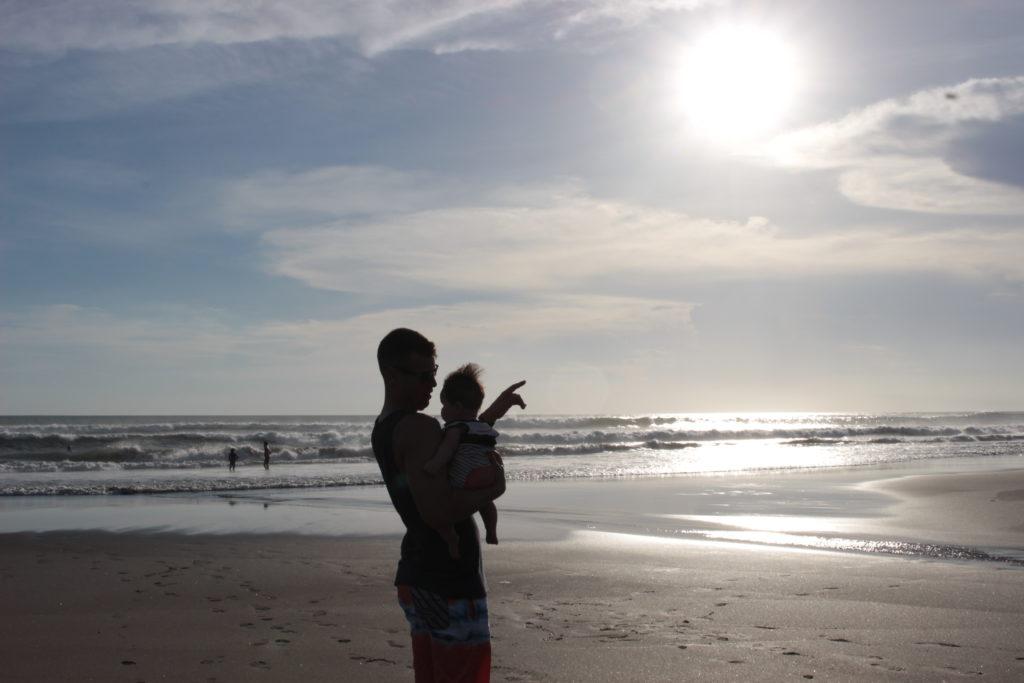 Bali en famille avec bébé et enfant