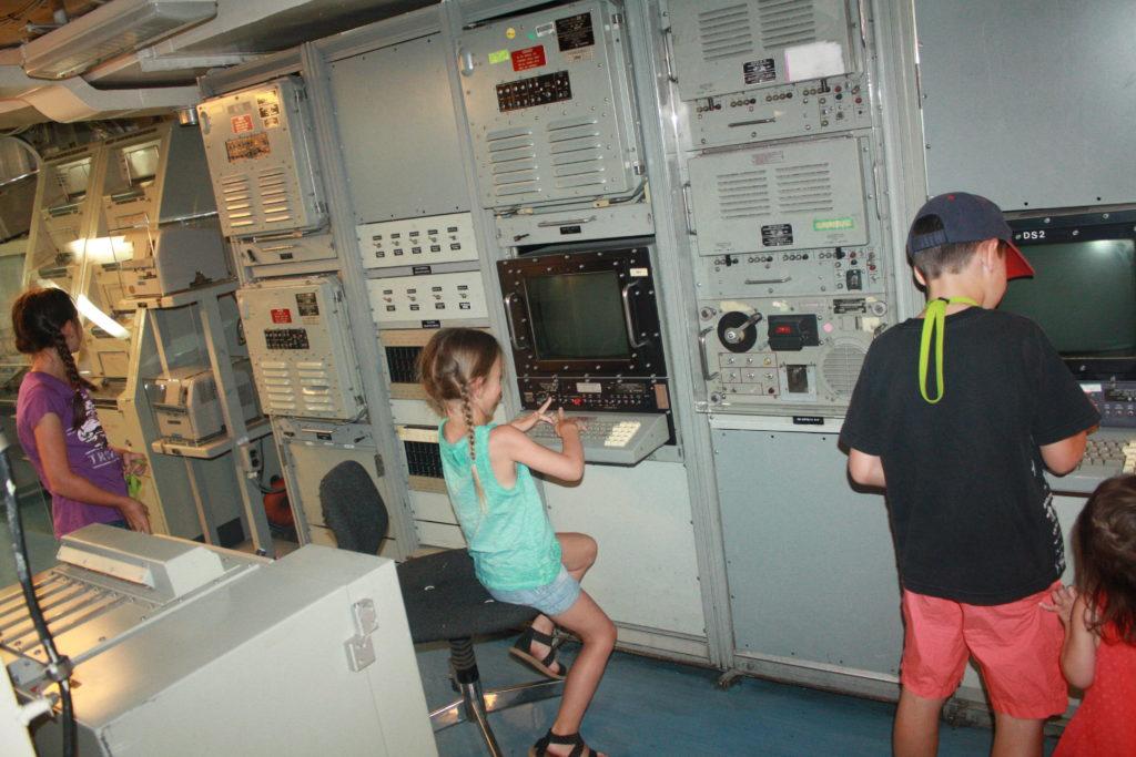 Musée USS Midway