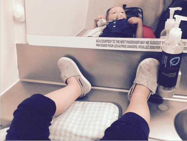 Comment changer une couche dans l'avion