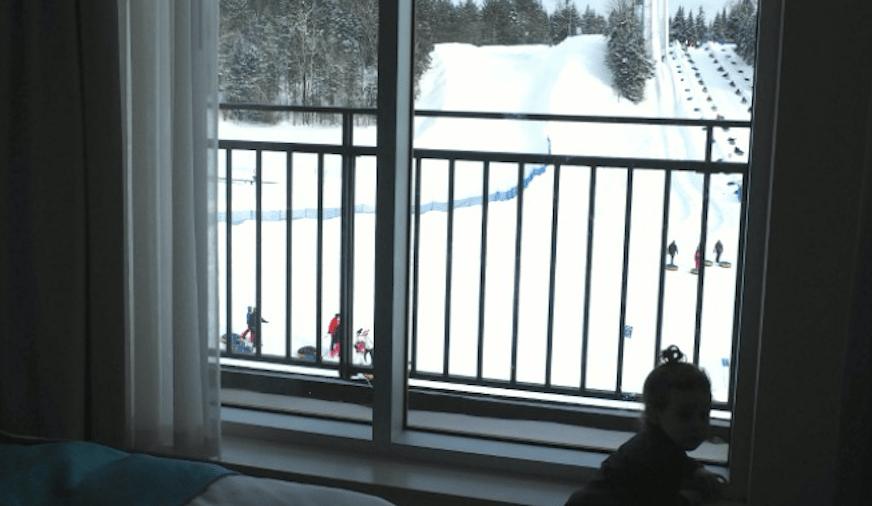 Village Vacances Valcartier en famille