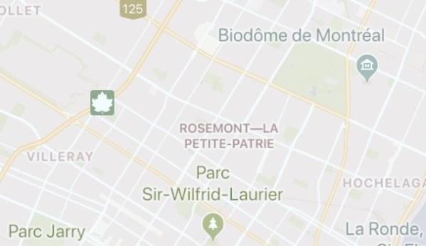 Google Maps carte hors connexion